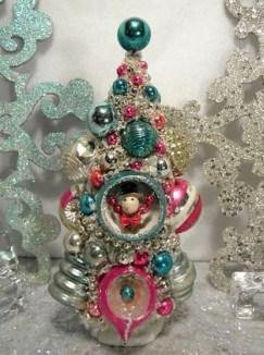 Beautiful Vintage Christmas Decoration Ideas 53