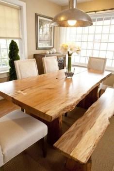Best Rustic Dining Room Design Ideas 03