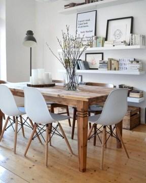 Best Rustic Dining Room Design Ideas 29