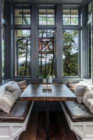 Best Rustic Dining Room Design Ideas 40