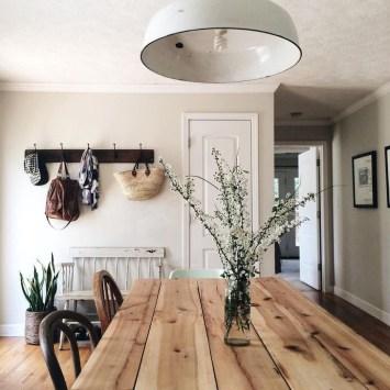 Best Rustic Dining Room Design Ideas 47
