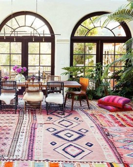 Comfy Moroccan Dining Room Design You Should Try 03