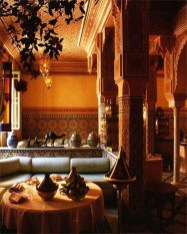 Comfy Moroccan Dining Room Design You Should Try 04