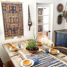 Comfy Moroccan Dining Room Design You Should Try 05