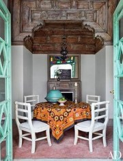 Comfy Moroccan Dining Room Design You Should Try 06