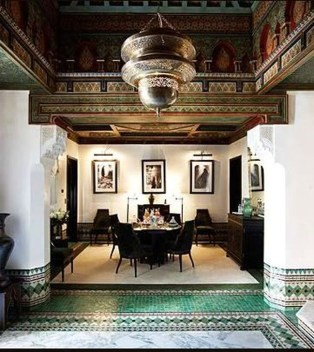 Comfy Moroccan Dining Room Design You Should Try 21