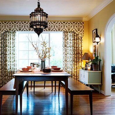Comfy Moroccan Dining Room Design You Should Try 31