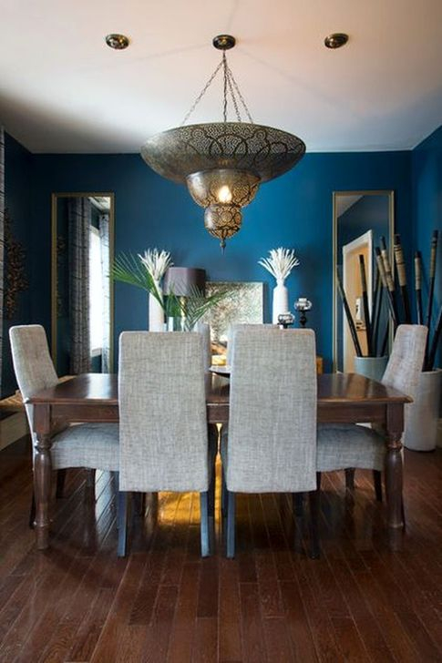 Comfy Moroccan Dining Room Design You Should Try 51