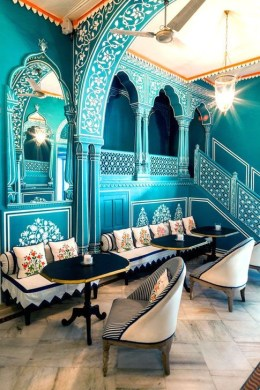 Comfy Moroccan Dining Room Design You Should Try 58