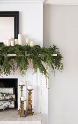 Cozy Rustic Winter Decoration For Your Home 26