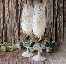 Cozy Rustic Winter Decoration For Your Home 37