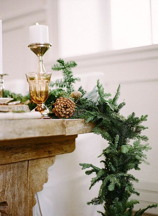 Cozy Rustic Winter Decoration For Your Home 56