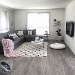Elegant Scandinavian Living Room Design Ideas 01