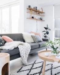 Elegant Scandinavian Living Room Design Ideas 20