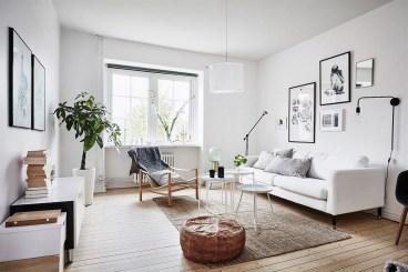 Elegant Scandinavian Living Room Design Ideas 21