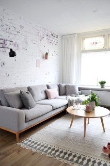 Elegant Scandinavian Living Room Design Ideas 25