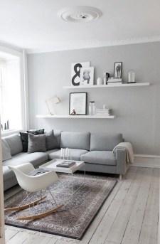 Elegant Scandinavian Living Room Design Ideas 26