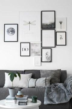 Elegant Scandinavian Living Room Design Ideas 32