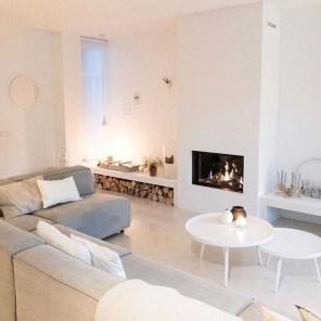 Elegant Scandinavian Living Room Design Ideas 47