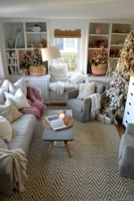 Fabulous Christmas Decoration Ideas For Small House 39