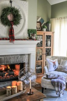 Favorite Mantel Decoration Ideas For Winter 02