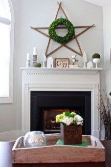 Favorite Mantel Decoration Ideas For Winter 04