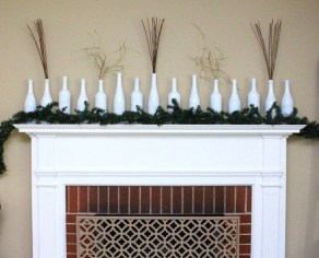 Favorite Mantel Decoration Ideas For Winter 13