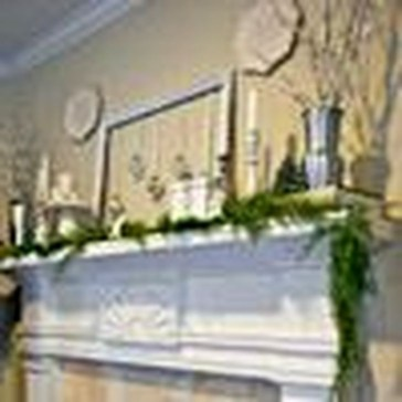 Favorite Mantel Decoration Ideas For Winter 17