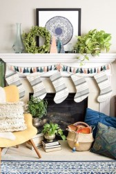 Favorite Mantel Decoration Ideas For Winter 35