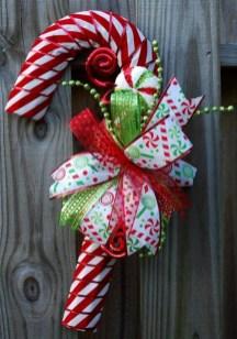 Fun Candy Cane Christmas Decoration Ideas 06