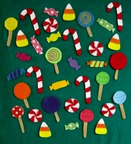 Fun Candy Cane Christmas Decoration Ideas 12