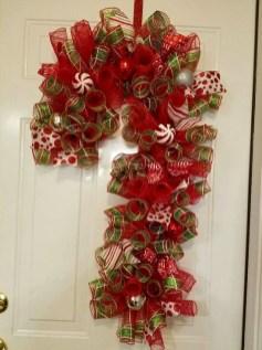 Fun Candy Cane Christmas Decoration Ideas 15