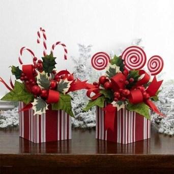 Fun Candy Cane Christmas Decoration Ideas 19