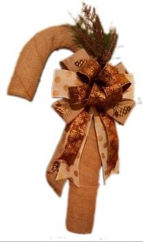 Fun Candy Cane Christmas Decoration Ideas 24