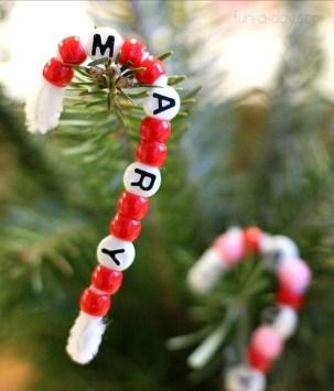 Fun Candy Cane Christmas Decoration Ideas 40