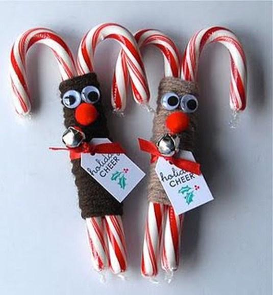 Fun Candy Cane Christmas Decoration Ideas 44