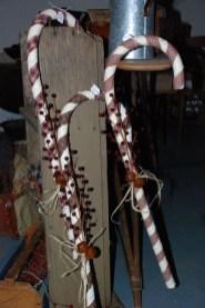 Fun Candy Cane Christmas Decoration Ideas 47