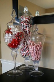 Fun Candy Cane Christmas Decoration Ideas 48