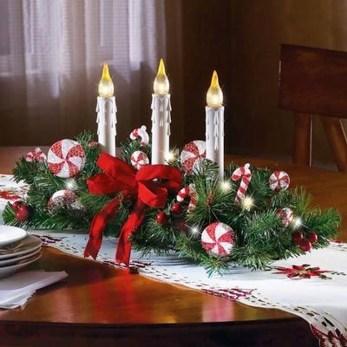Fun Candy Cane Christmas Decoration Ideas 56