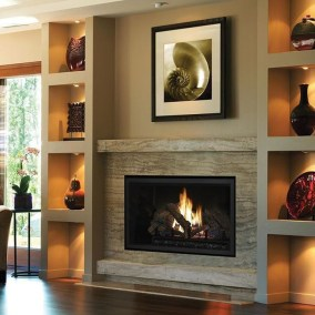 Gorgeous Fireplace Design Ideas For This Winter 02