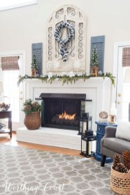 Gorgeous Fireplace Design Ideas For This Winter 03