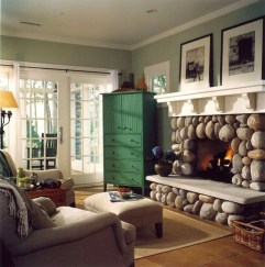 Gorgeous Fireplace Design Ideas For This Winter 22