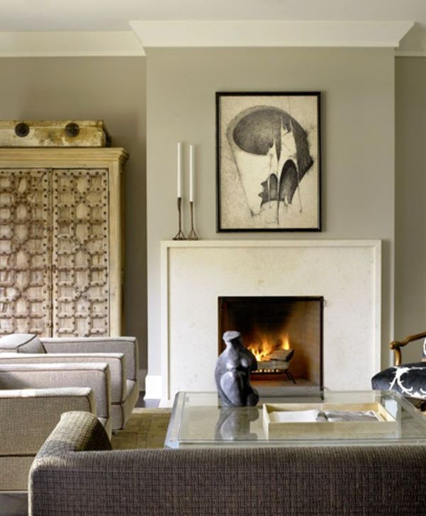 Gorgeous Fireplace Design Ideas For This Winter 45