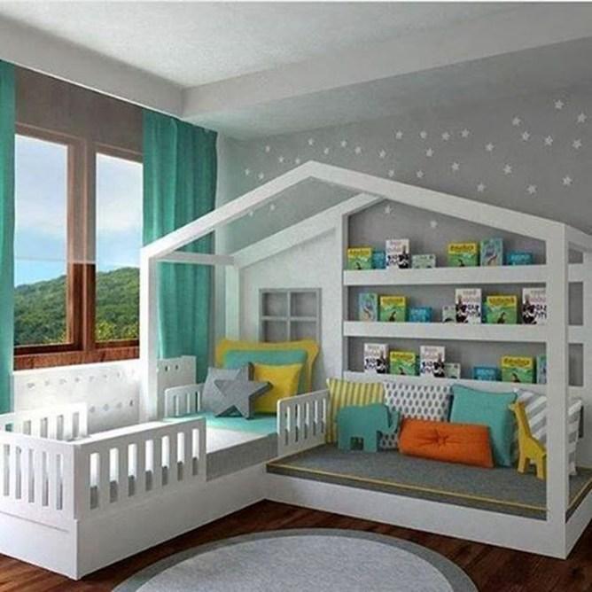 Inspiring Children Bedroom Design Ideas 18