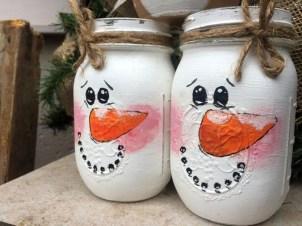 Interesting Snowman Winter Decoration Ideas 09