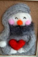 Interesting Snowman Winter Decoration Ideas 12