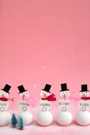 Interesting Snowman Winter Decoration Ideas 29