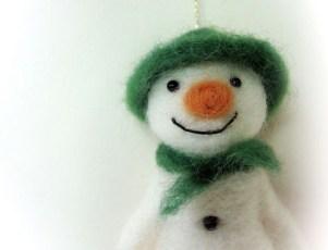 Interesting Snowman Winter Decoration Ideas 39