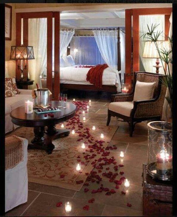 Modern And Romantic Bedroom Lighting Decor Ideas 40