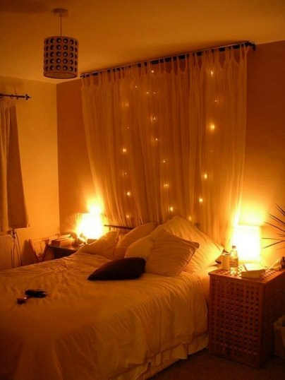 Modern And Romantic Bedroom Lighting Decor Ideas 57